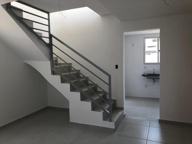 Cobertura à venda com 3 dormitórios em Caiçaras, Belo horizonte cod:6998