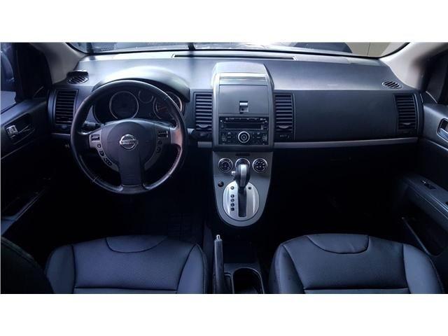 Nissan Sentra 2.0 s 16v flex 4p automático - Foto 9