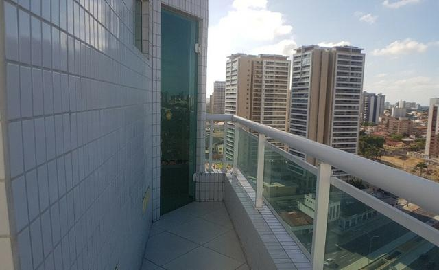 (HN) TR 29861 - Cobertura duplex nova no Bairro de Fátima com 166m² - 4 suítes - 3 vagas - Foto 14