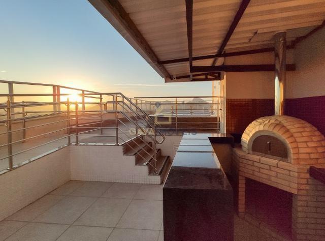 Apartamento decorado com 2 quartos e 1 suíte pronto para morar! - Foto 17