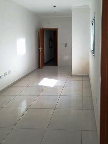 Cobertura na Vila Lutecia com suite, 02 vagas , R$ 1500,000 - Foto 6
