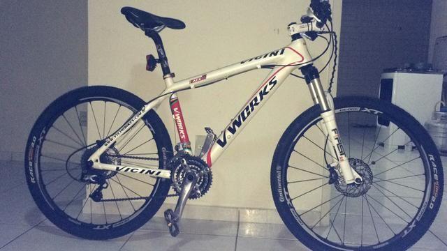 Bike carbono aro 26 - Foto 2