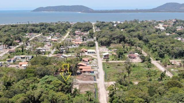 Terreno à venda, 300 m² por r$ 63.000 - praia dos veleiros - itapoá/sc