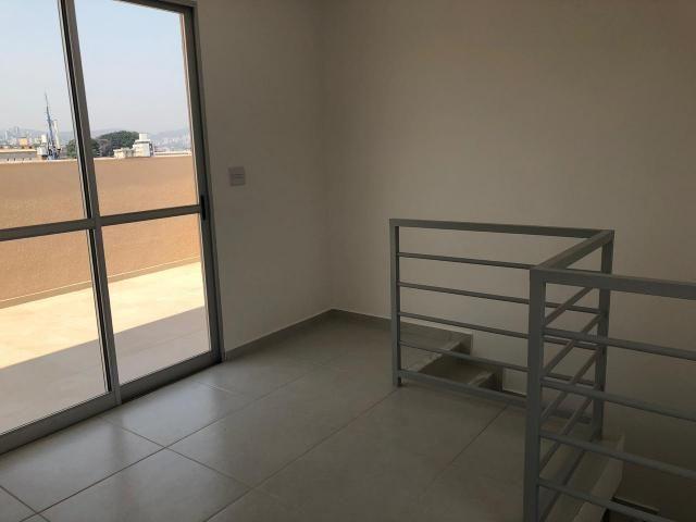 Cobertura à venda com 3 dormitórios em Caiçaras, Belo horizonte cod:6998 - Foto 19