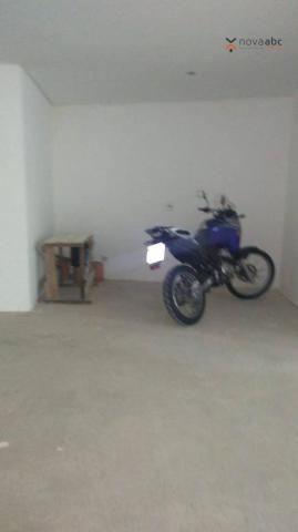 Salão para alugar, 90 m² por R$ 3.000/mês - Vila Guiomar - Santo André/SP - Foto 5