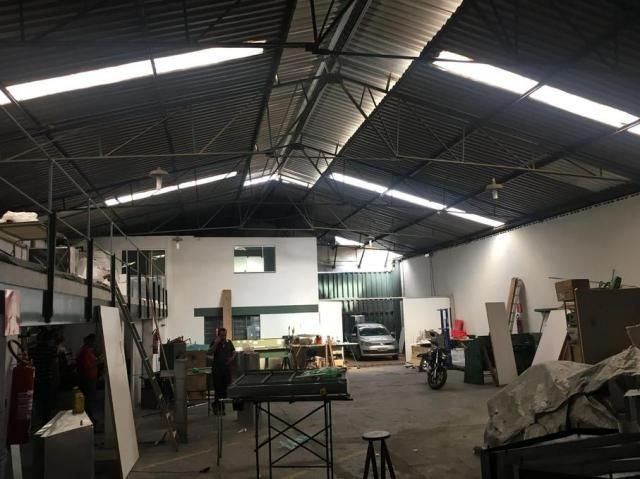Galpão/depósito/armazém à venda em Caiçaras, Belo horizonte cod:65710 - Foto 5