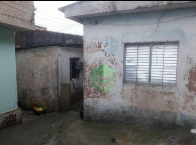 Terreno à venda, 345 m² por R$ 500.000 - Jardim Calux - São Bernardo do Campo/SP - Foto 5