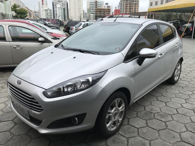 New Fiesta 1.6 Automático SEL 2017 Com Apenas 10.000 km Impecável só R$52.900,00 - Foto 2