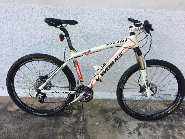 Bike carbono aro 26 - Foto 5