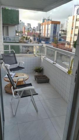 Apartamento à venda com 4 dormitórios em Candeias, Jaboatão dos guararapes cod:64813 - Foto 8