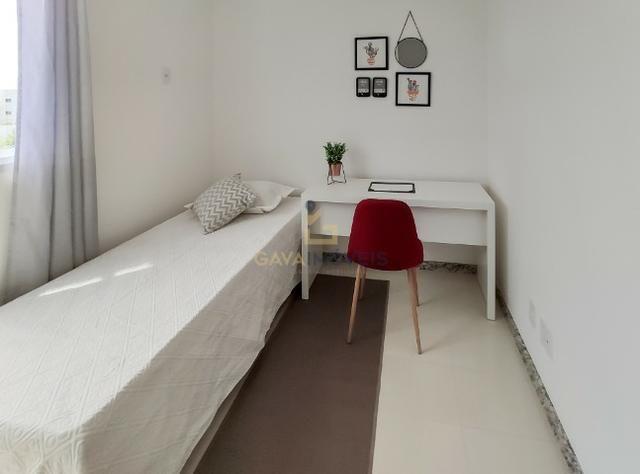 Apartamento decorado com 2 quartos e 1 suíte pronto para morar! - Foto 9