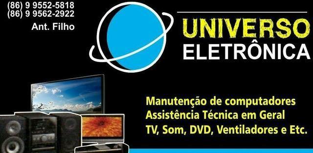 Universo eletrônica - Foto 2