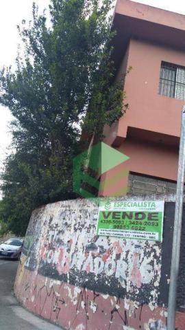Sobrado com 4 dormitórios à venda, 335 m² por R$ 1.590.000 - Centro - São Bernardo do Camp