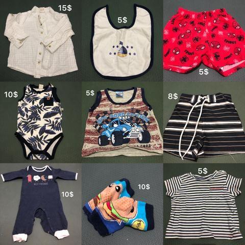 Lote com roupas - Foto 2