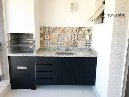 Apartamento com 3 dormitórios para alugar, 98 m² por R$ 2.750/mês - Parque Bandeirante - S