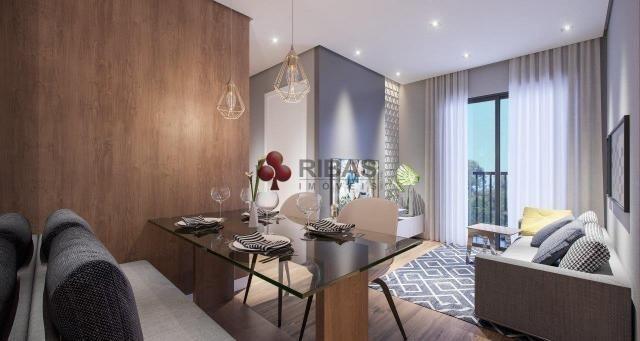 Apartamento à venda com 2 dormitórios em Boa vista, Curitiba cod:15427 - Foto 16