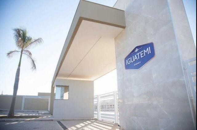 Condomínio Iguatemi - Parque Atalaia (Pego veículo)