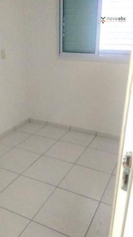 Kitnet com 2 dormitórios para alugar, 40 m² por R$ 1.000,00/mês - Vila Príncipe de Gales - - Foto 10
