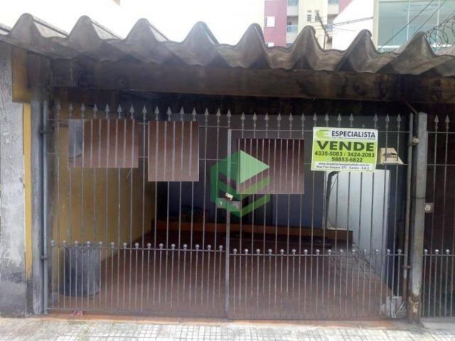 Terreno à venda, 161 m² por R$ 420.000 - Assunção - São Bernardo do Campo/SP - Foto 9