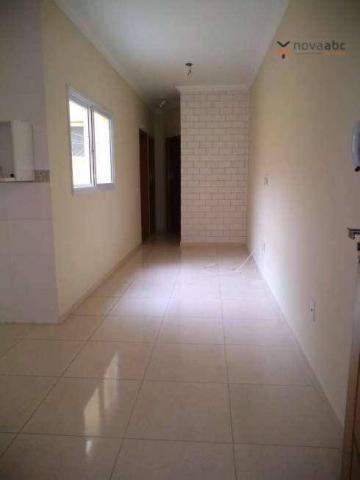 Apartamento com 2 dormitórios para alugar, 50 m² por R$ 1.300/mês - Parque Novo Oratório - - Foto 2