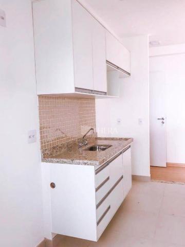 Apartamento com 2 dormitórios para alugar, 71 m² por r$ 2.200/mês - vila assunção - santo  - Foto 20