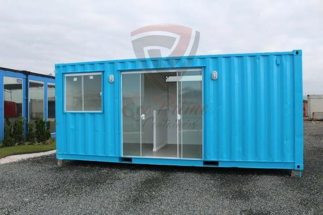 Container kitnet / casa / estudante / investimento !