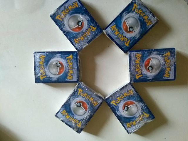 Pacote de cards de Pokémon Originais R$20 - Foto 3