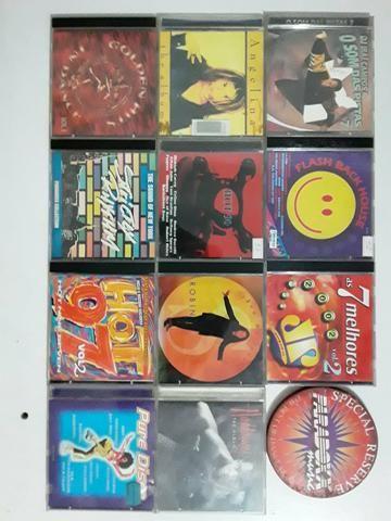 CDS de Dance anos 90
