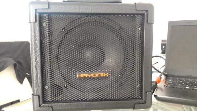 Caixa Amplificada Hayonik HG20 - Foto 4