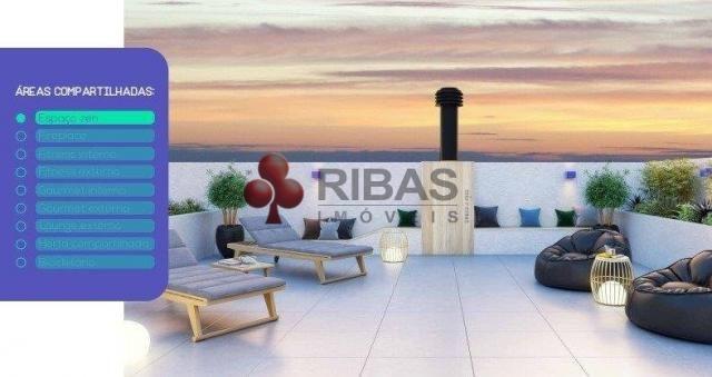 Apartamento à venda com 2 dormitórios em Capão raso, Curitiba cod:15426 - Foto 5