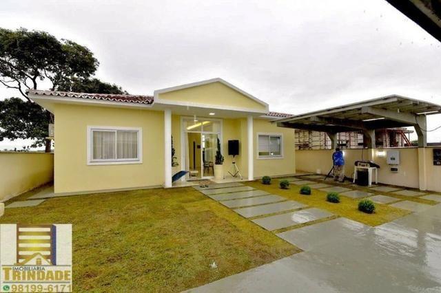 T- Casa Em Condomínio No Araçagi _ Terrenos de 222,11m² a 324,71m²._Energia Solar