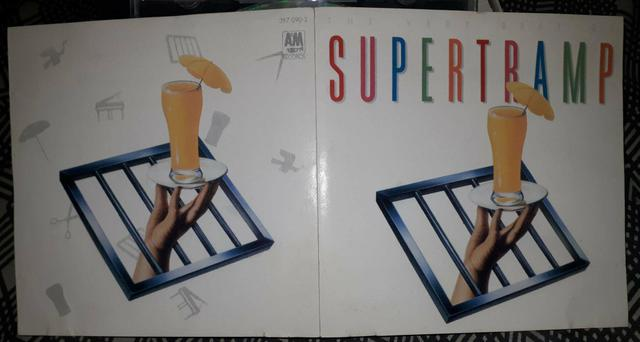 CD Supertramp - The Very Best Of Supertramp - Vol. 1 (1990) - Foto 2