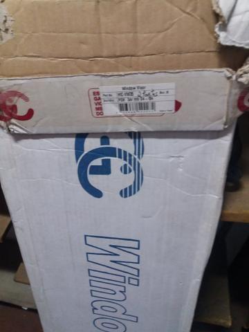 Calha de chuva Fox 2 portas nova na embalagem - Foto 2