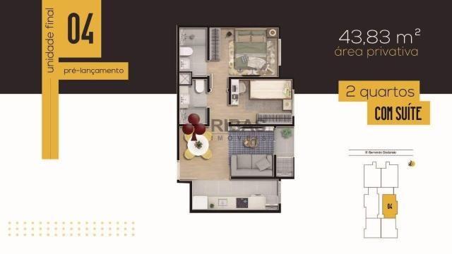 Apartamento à venda com 2 dormitórios em Tingui, Curitiba cod:15416 - Foto 20