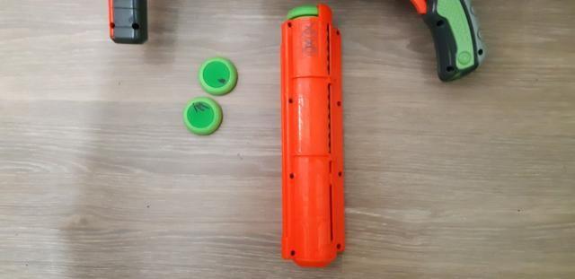 Nerf Nitron Usada (funciona) - Foto 2