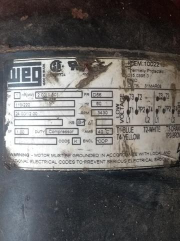 Compressor semi novo - Foto 3