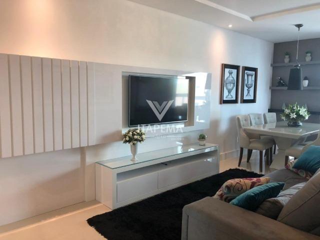 20 % ato, e saldo em 100 x , finamente mobiliado e decorado, 03 suítes!!! - Foto 12
