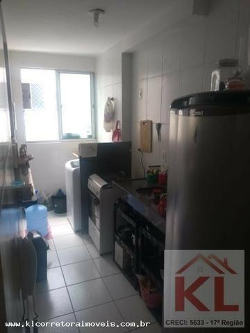 Imperdivel, Apto , 2° andar, 2 quartos, no Residencial Jangadas, Nova Parnamirim - Foto 4