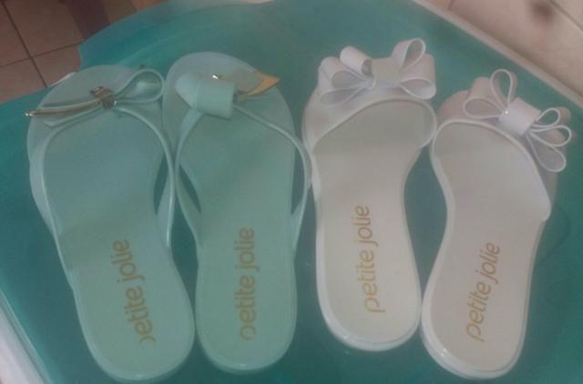 Sandálias Petite jolie - Foto 5