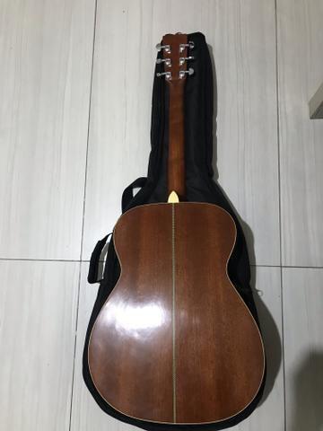 Violão copia do Martim D28+captação lr baggs m1a ativo - Foto 5