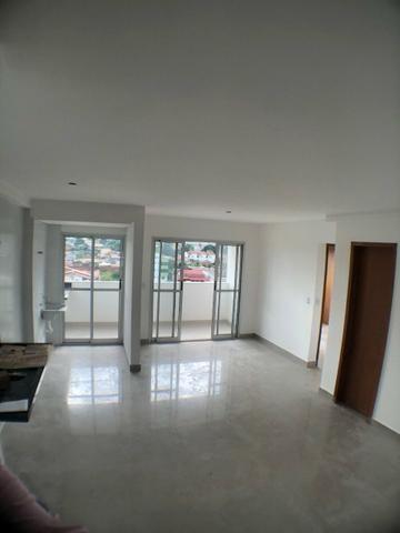 Apart 2 qts 1 suite lazer completo ac financiamento prox ao Buriti shopping - Foto 2