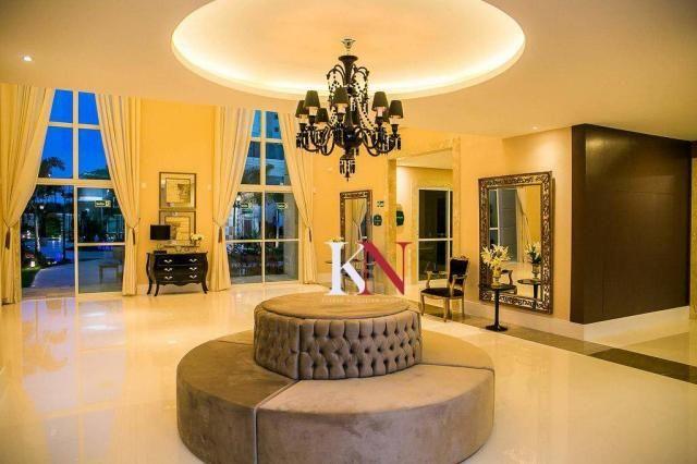 Apto de luxo c/ 4 suítes à venda, 273 m² por r$ 1.669.586 - altiplano - joão pessoa/pb - Foto 18
