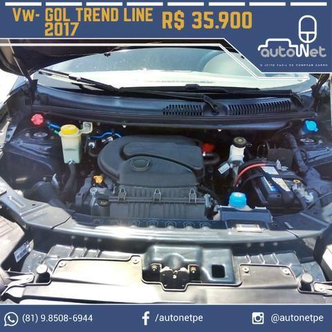 VW- Volkswagen Gol TrendLine 1.6 - Carro Excelente!!! - Foto 5