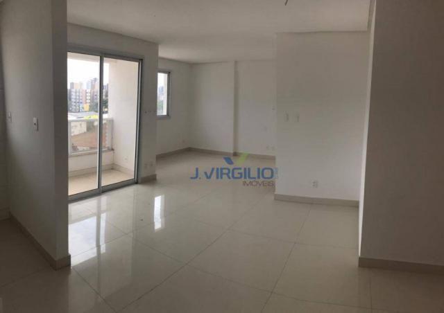 Apartamento com 1 quarto à venda, 39 m² por r$ 225.000 - setor bueno - goiânia/go - Foto 5