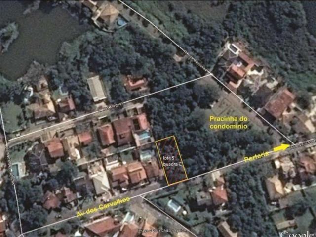 Loteamento/condomínio à venda em Terras do madeira, Carapicuíba cod:60320