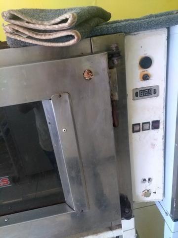 Torrando forno de assar pão - Foto 3