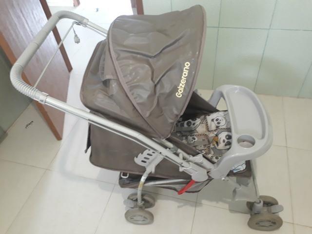 Carrinho de bebe Galzerano
