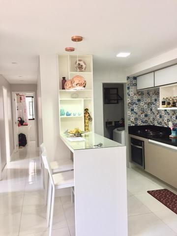 295 mil belíssima apartamento de 03 quartos no calhau - São Luís - Foto 10