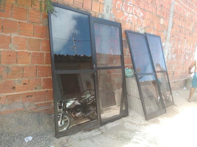Portas de vidro - Foto 5