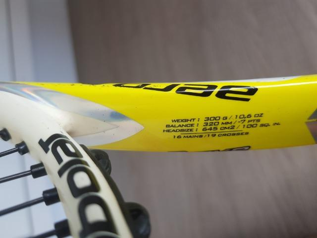 Raquete Babolat Aero Pro Drive GT - Foto 3